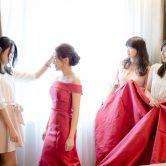 【台北婚攝】金財&婷安 訂結午宴 新板彭園會館