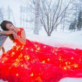 北海道 美瑛雪景 海外婚紗